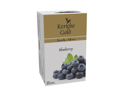 Kericho Gold Blueberry Tea