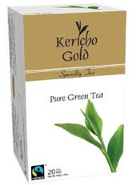 Kericho Gold Green Tea - Fairtrade