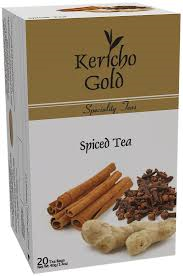 Kericho Gold Spiced Tea - FairTrade