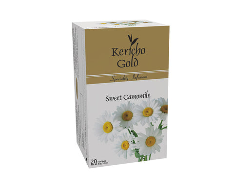 Kericho Gold Sweet Camomile Tea
