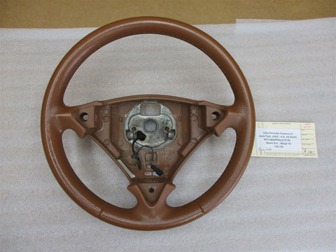 12 Panamera AWD 970 Porsche 3 SPOKE STEERING WHEEL 7PP419091 59,000 N/A