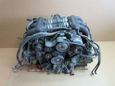 99 Boxster RWD Porsche 986 COMPLETE ENGINE 2.5 Motor M96/20 M96.20 115,490
