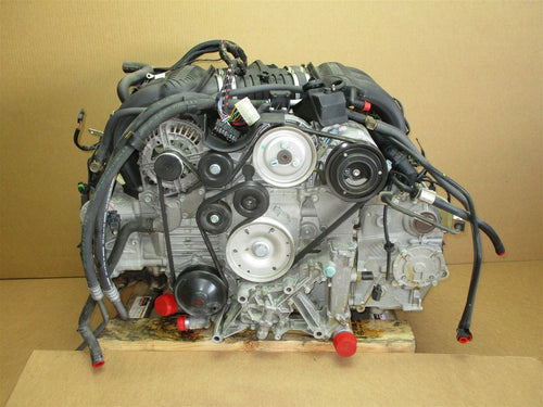 03 Boxster RWD Porsche 986 COMPLETE ENGINE 2.7 Motor M96/23 M96.23 30,506