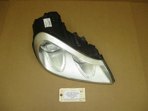 08 Boxster S RWD Porsche 987 R XENON HEADLIGHT HEAD LIGHT 98763105821 56,346