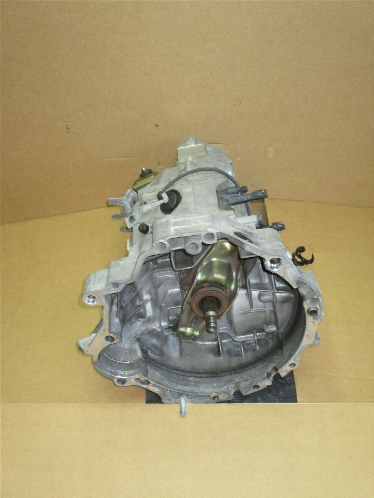 00 Boxster RWD Porsche 986 5 SPEED MANUAL TRANSMISSION GEAR BOX EFD1195 34,093