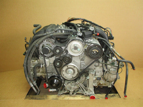00 Boxster RWD Porsche 986 COMPLETE ENGINE 2.7 Motor M96/22 M96.22 235,646