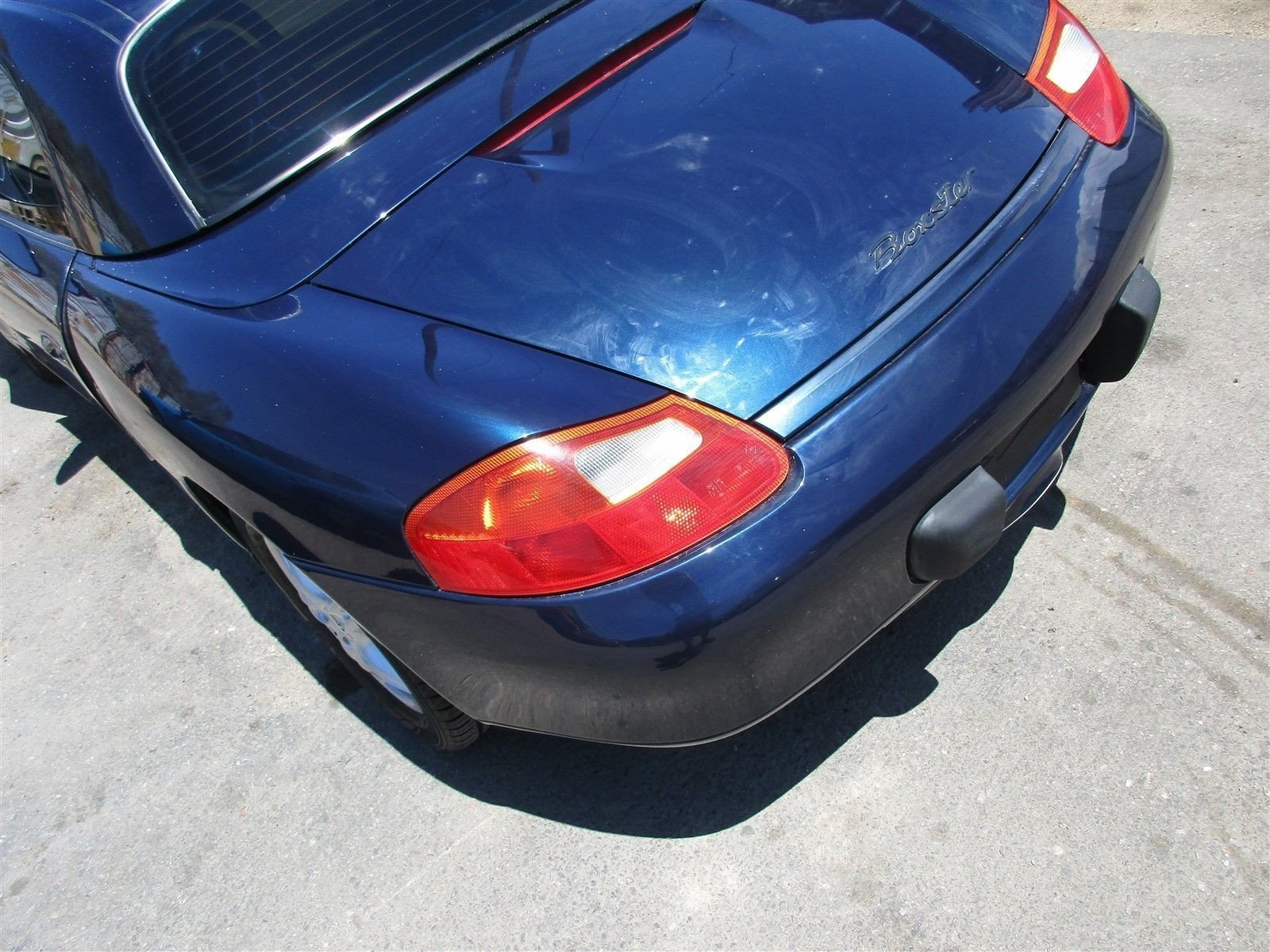 00 Boxster RWD Porsche 986 Parting Out car parts 120,525