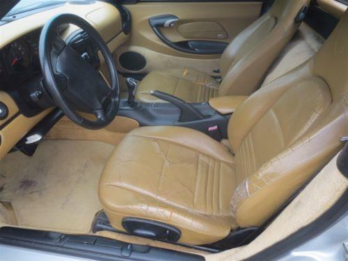 00 Boxster RWD Porsche 986 Parting Out car parts 121,920