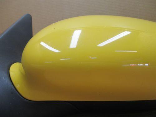 00 Boxster S RWD Porsche 986 L Yellow Exterior Side REAR VIEW MIRROR 72,244