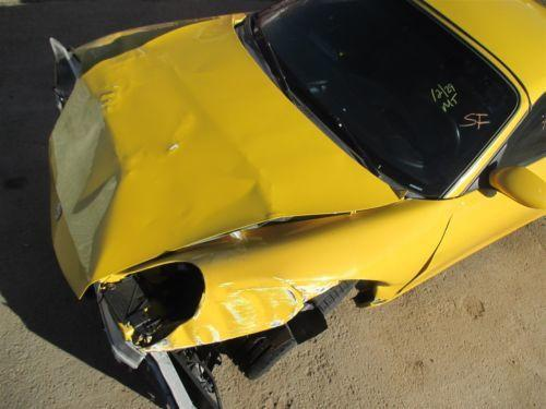 00 Boxster S RWD Porsche 986 Parting Out car parts 72,244