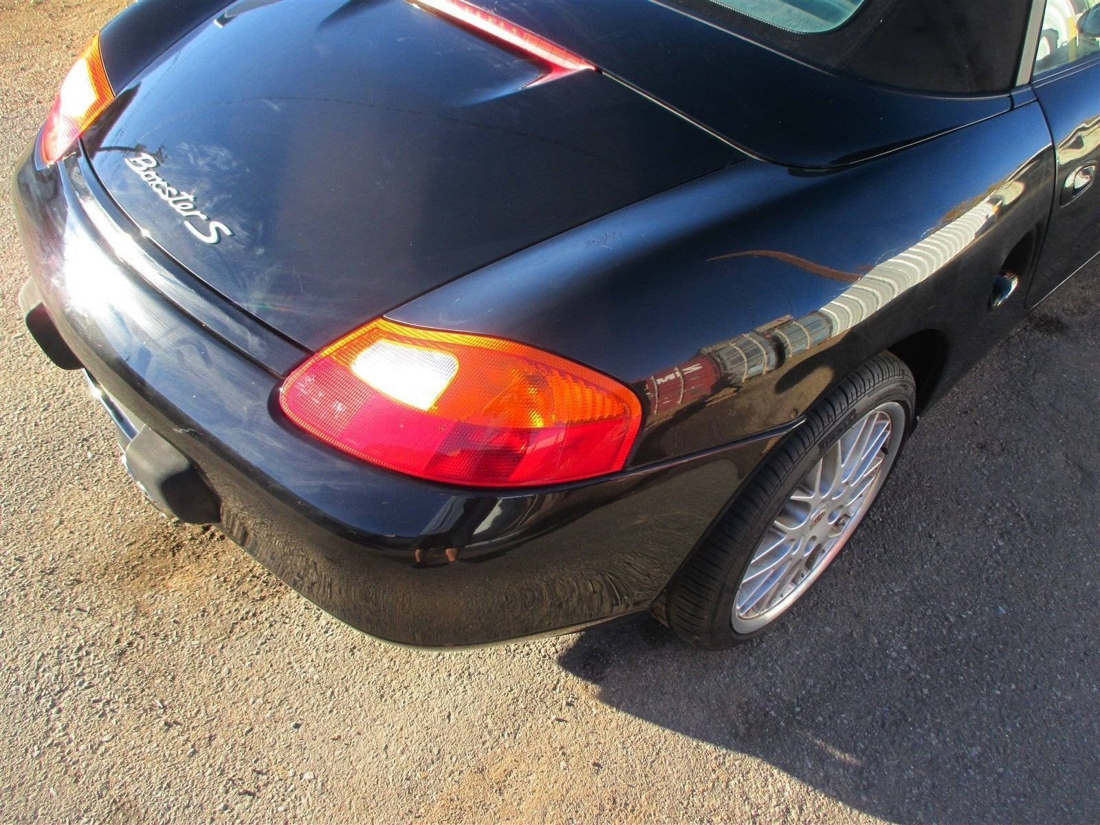 00 Boxster S RWD Porsche 986 Parting Out parts car 36,790