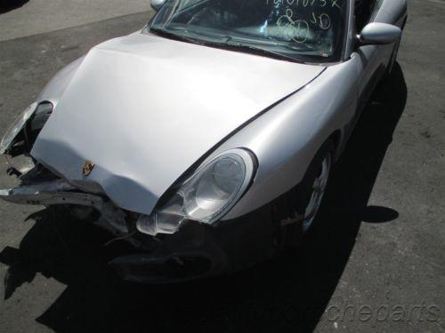 00 Carrera 911 RWD Porsche 996 Coupe Parting Out car parts 45,755
