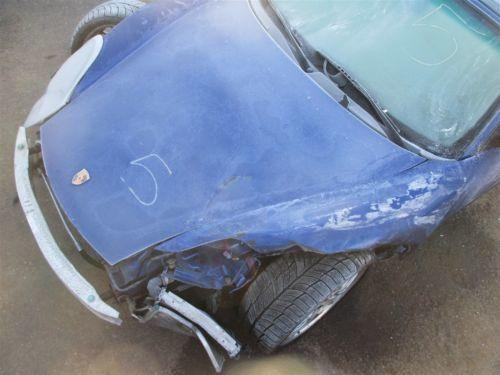 01 Boxster RWD Porsche 986 Parting Out car parts 68,429