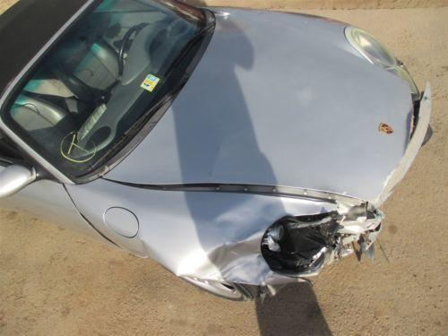 01 Boxster RWD Porsche 986 Parting Out car parts 98,608