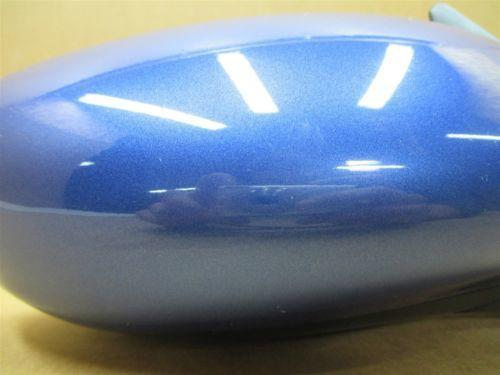 01 Boxster RWD Porsche 986 R Blue Exterior Side REAR VIEW MIRROR 68,429