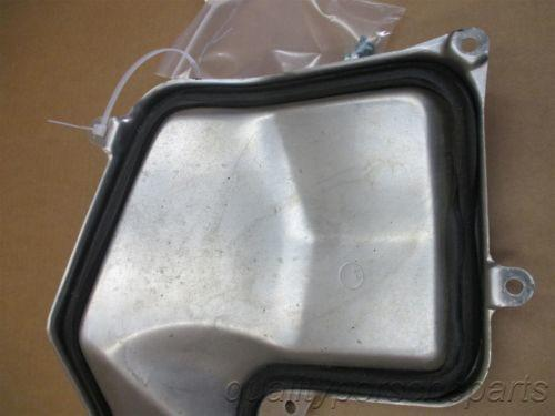 01 Boxster S RWD Porsche 986 Engine Side ACCESS PANEL COVER HEATSHIELD 18,141
