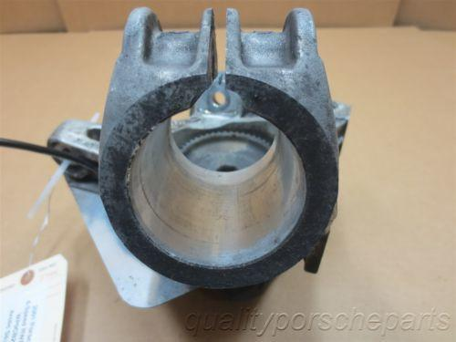 01 Boxster S RWD Porsche 986 L Front HUB STEERING KNUCKLE 99634165713 42,005