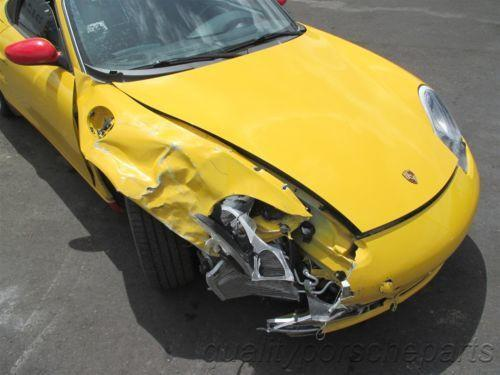 01 Boxster S RWD Porsche 986 Parting Out car parts 18,141