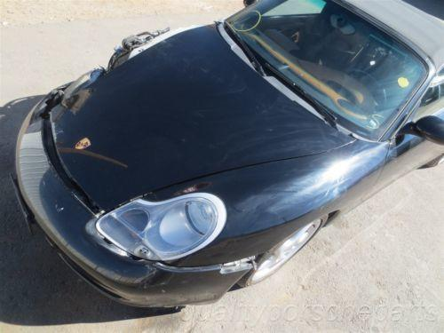 01 Boxster S RWD Porsche 986 Parting Out car parts 49,469