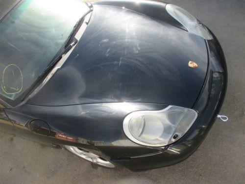 01 Boxster S RWD Porsche 986 Parting Out car parts 91,161