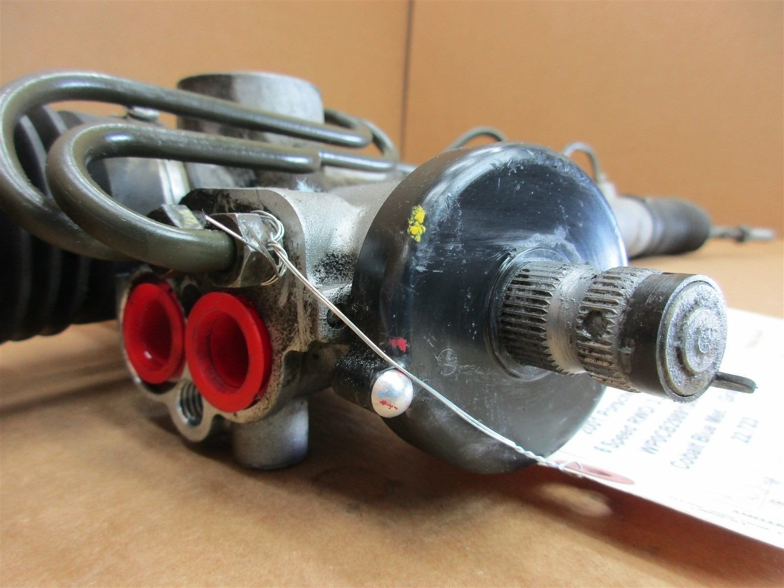 01 Boxster S RWD Porsche 986 PINION POWER STEERING RACK 99634701107 22,723