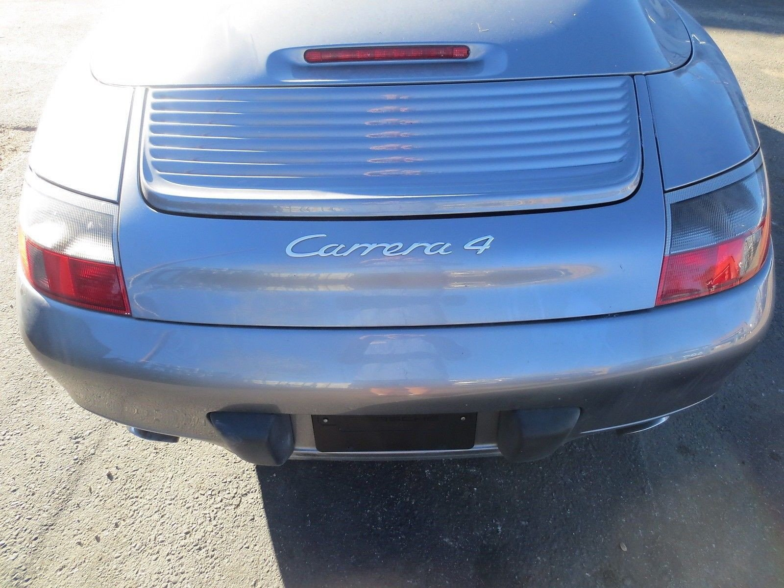 01 Porsche C4 AWD 911 Carrera 4 Convertible 996 Parting Out car parts par 43,431