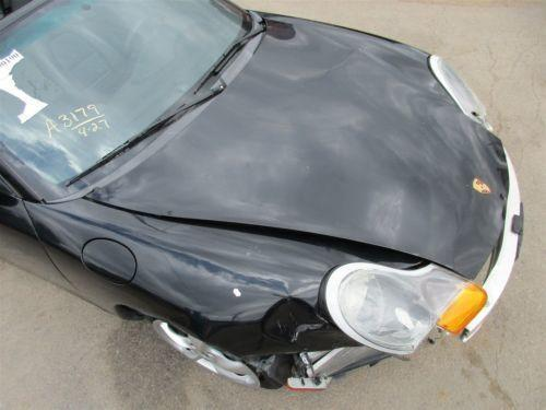 02 Boxster RWD Porsche 986 parts car STEERING COLUMN ONLY 60,072