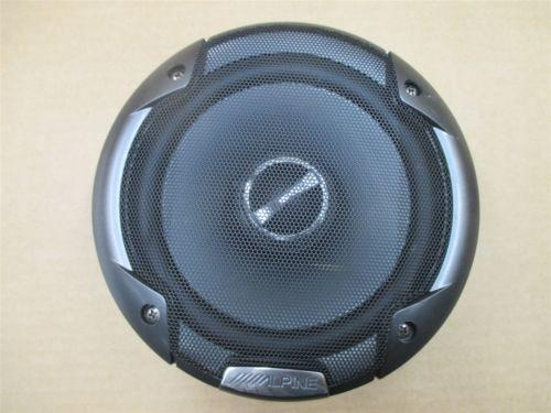 02 Boxster S RWD Porsche 986 R L ALPINE Door Panel SPEAKERS SPS-610 59,362