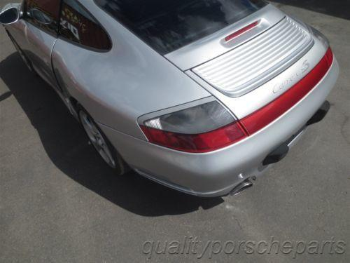 02 Carrera 4S 911 AWD Porsche 996 Coupe Parting Out car parts 78,047