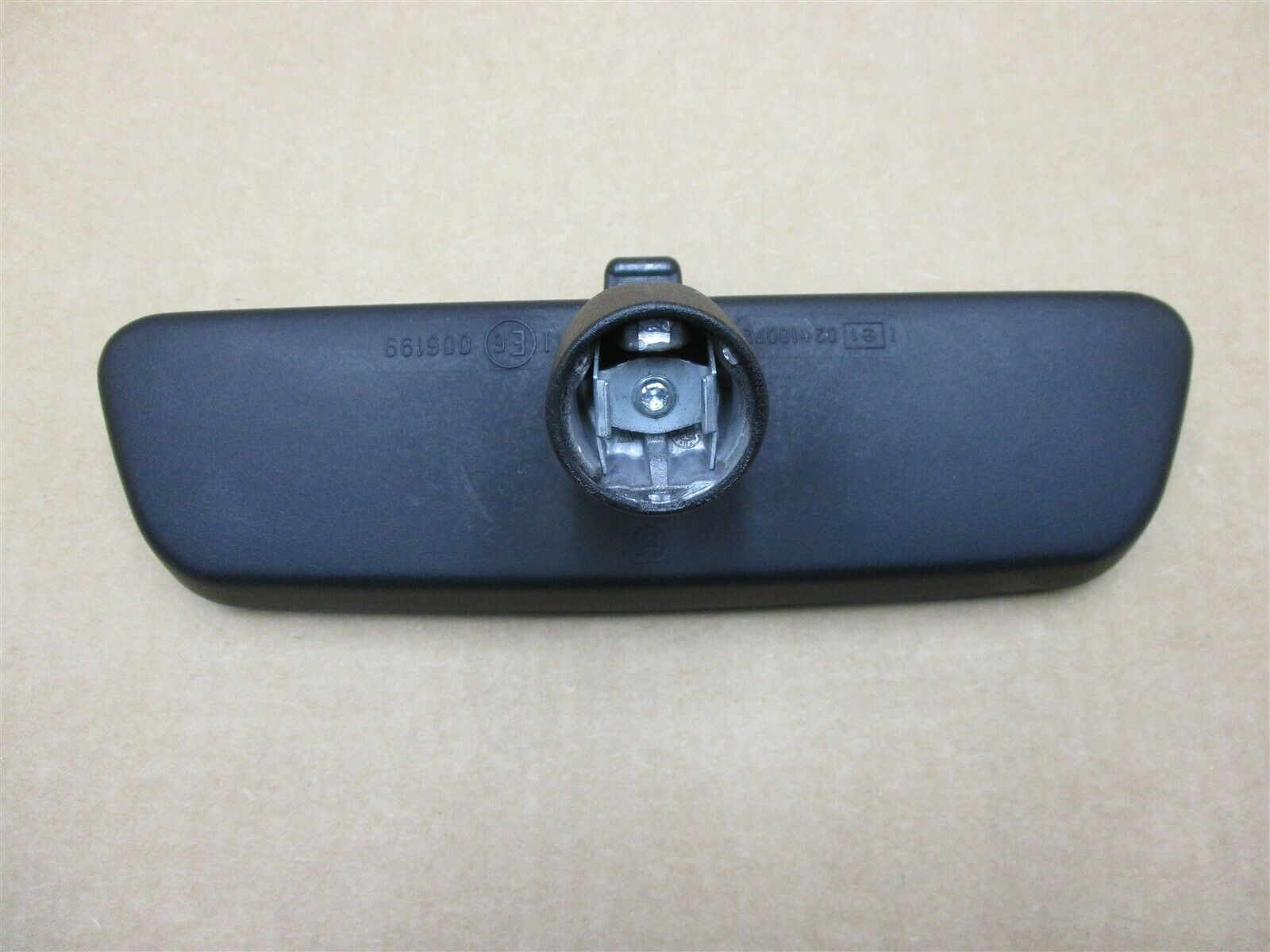 02 Carrera 4S 911 Porsche 996 Coupe INTERIOR REAR VIEW MIRROR HOUSING 153,363