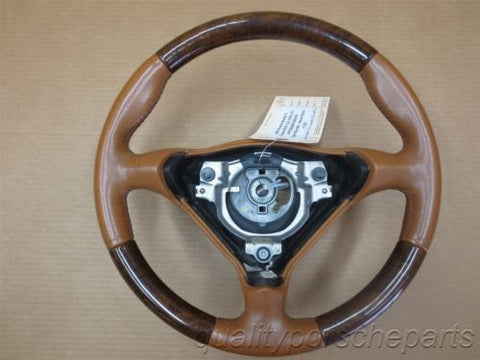 11 Panamera RWD 970 Porsche 3 SPOKE STEERING WHEEL 7PP419091AD 61,117