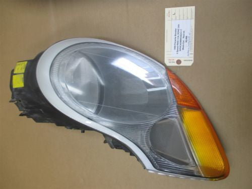 99 Boxster RWD Porsche 986 L Front HEADLIGHT HEAD LIGHT 98663103104 60,886
