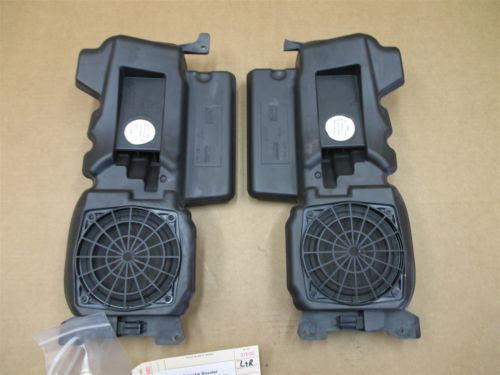 99 Boxster RWD Porsche 986 R L Front Door SPEAKERS + BOXES AUDIO 59,013