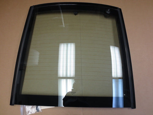 02 Porsche 911 Carrera Targa 996 REAR GLASS WINDOW FRAME Hatch back stock 150K