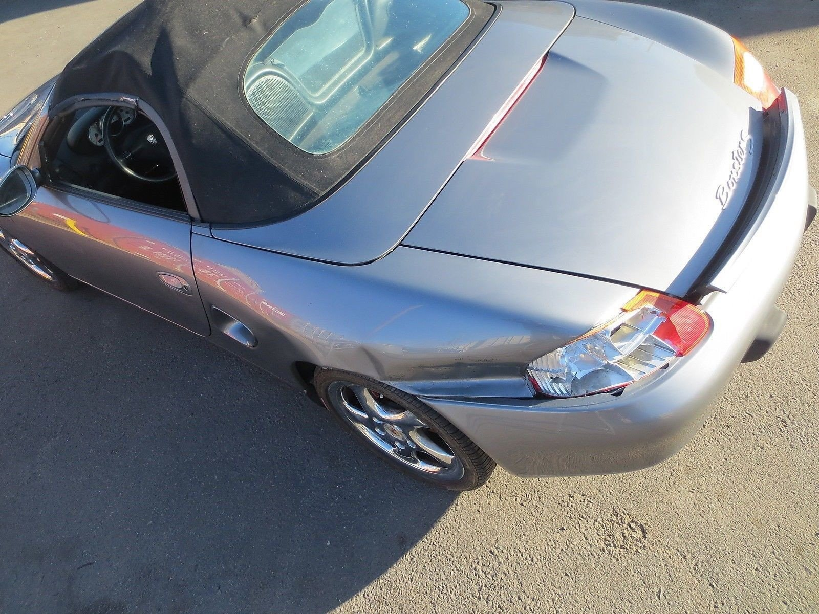 02 Porsche 986 996 911 BOXSTER S Parting Out car parts 30,618