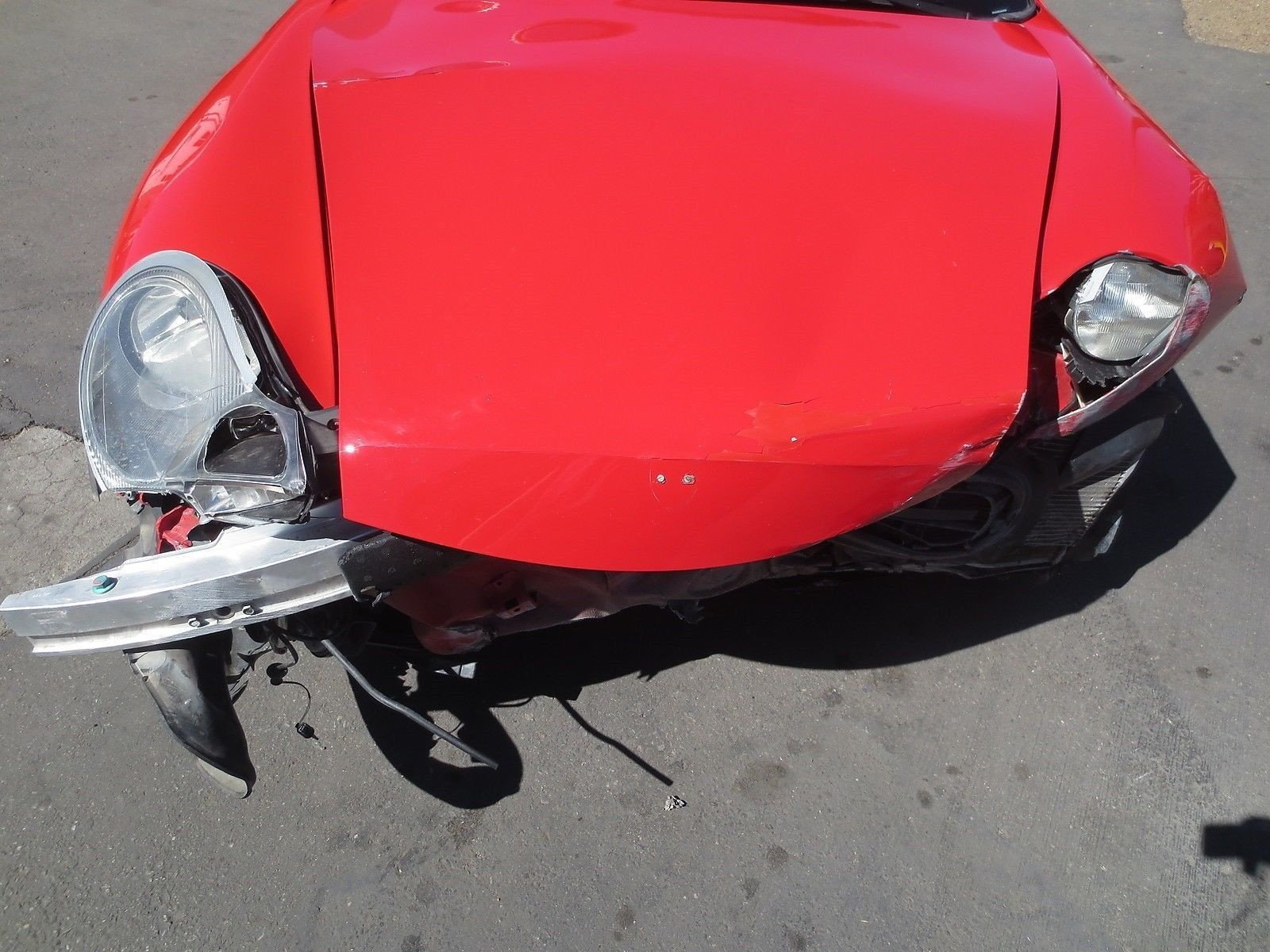 02 Porsche BOXSTER 986 Parting Out car parts 39,361