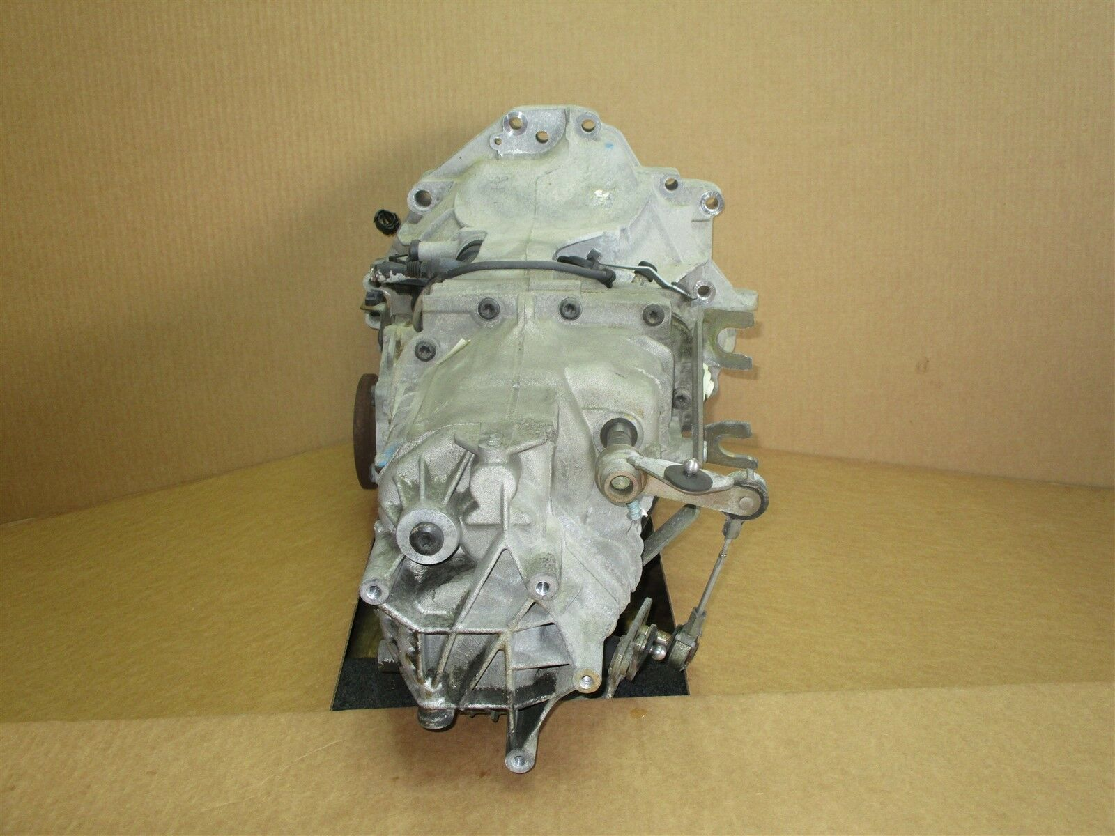 03 Boxster RWD Porsche 986 5 SPEED MANUAL TRANSMISSION GEAR BOX EFD0612 30,506