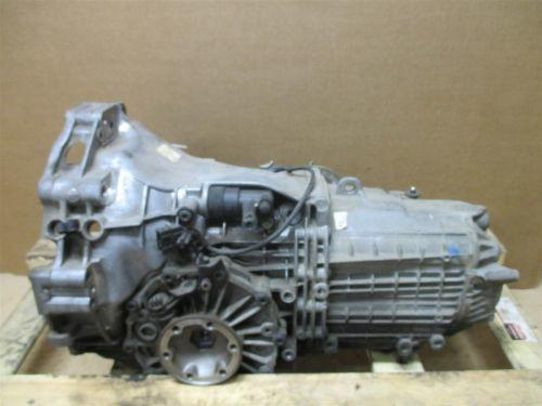 03 Boxster RWD Porsche 986 5 Speed MANUAL TRANSMISSION GEARBOX GDW 37,474