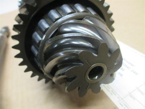 03 Boxster RWD Porsche 986 EFD 5 Speed Transmission GEARS Drive 191,355