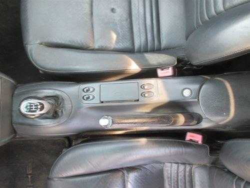 03 Boxster RWD Porsche 986 Parting Out car parts 127,681