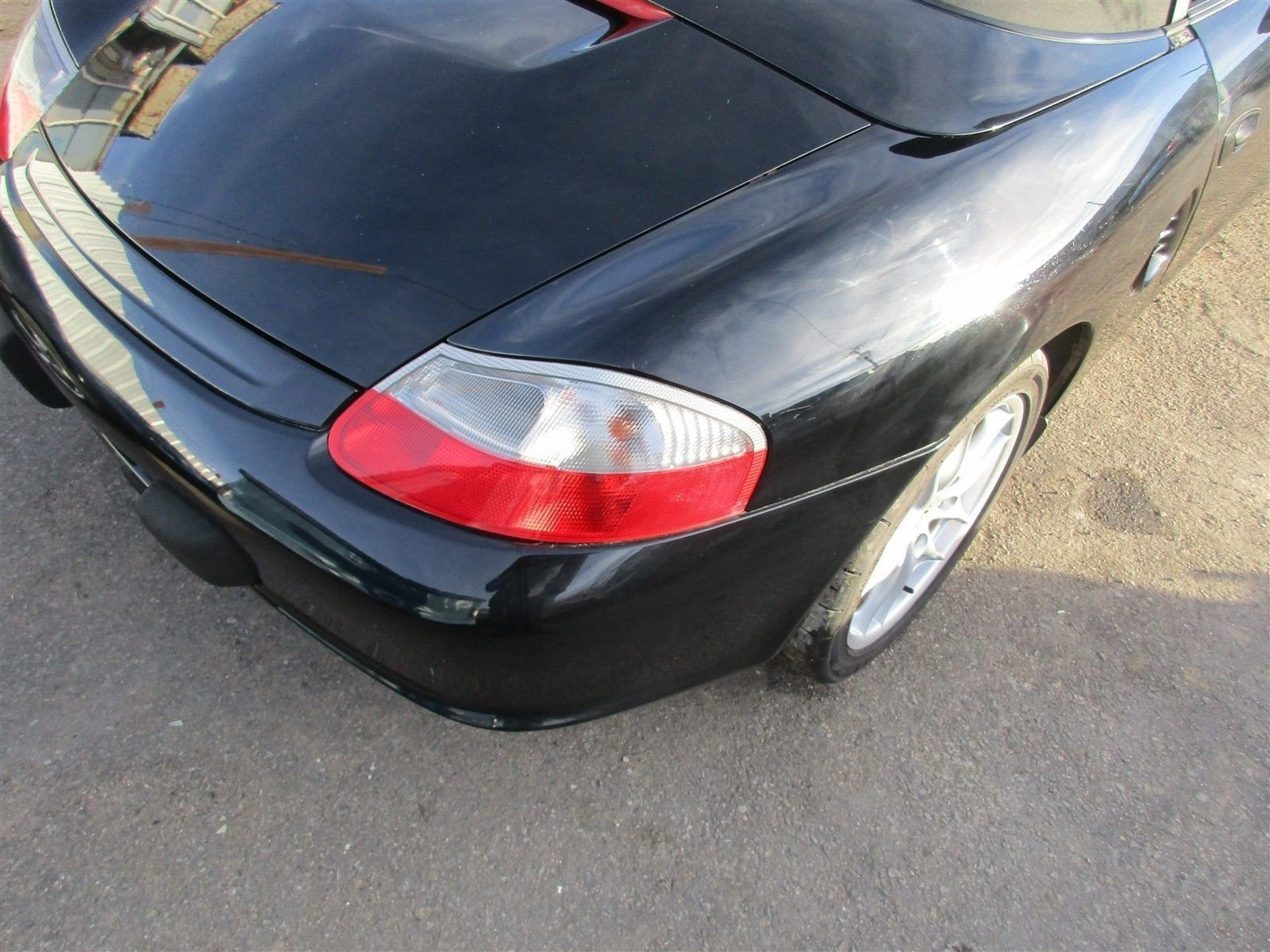 03 Boxster RWD Porsche 986 Parting Out parts car 66,715
