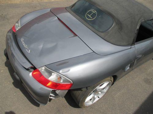 03 Boxster S RWD Porsche 986 Parting Out car parts 47,660
