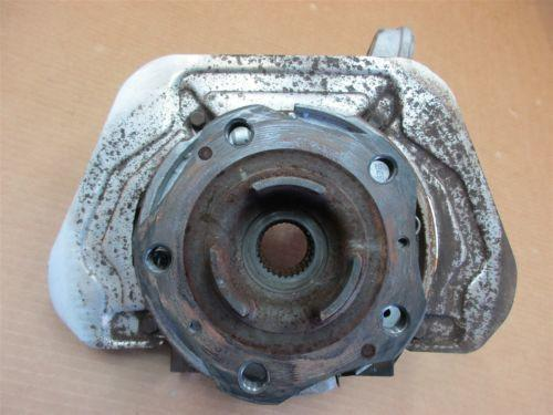 03 Carrera 911 Porsche Coupe R REAR HUB + STEERING KNUCKLE 99633161106 36,382