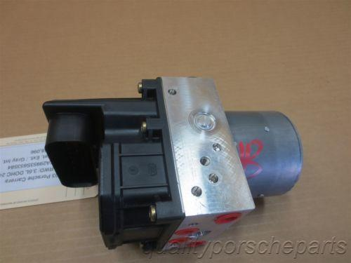 03 Carrera 911 RWD Porsche 996 Cabrio ABS BRAKE PUMP 99635575506 48,096