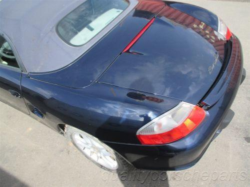 04 Boxster RWD Porsche 986 Parting Out car parts 190,821