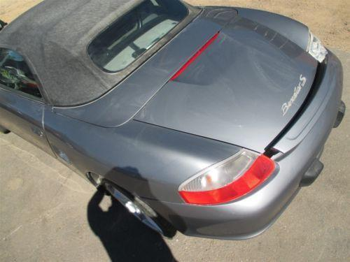 04 Boxster S RWD Porsche 986 Parting Out car parts 41,106
