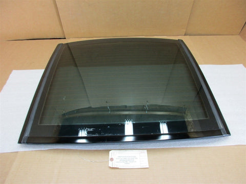 11 Panamera 4 AWD 970 Porsche REAR EXTERIOR HATCH TRIM 97054511137 WINDOW 46,434