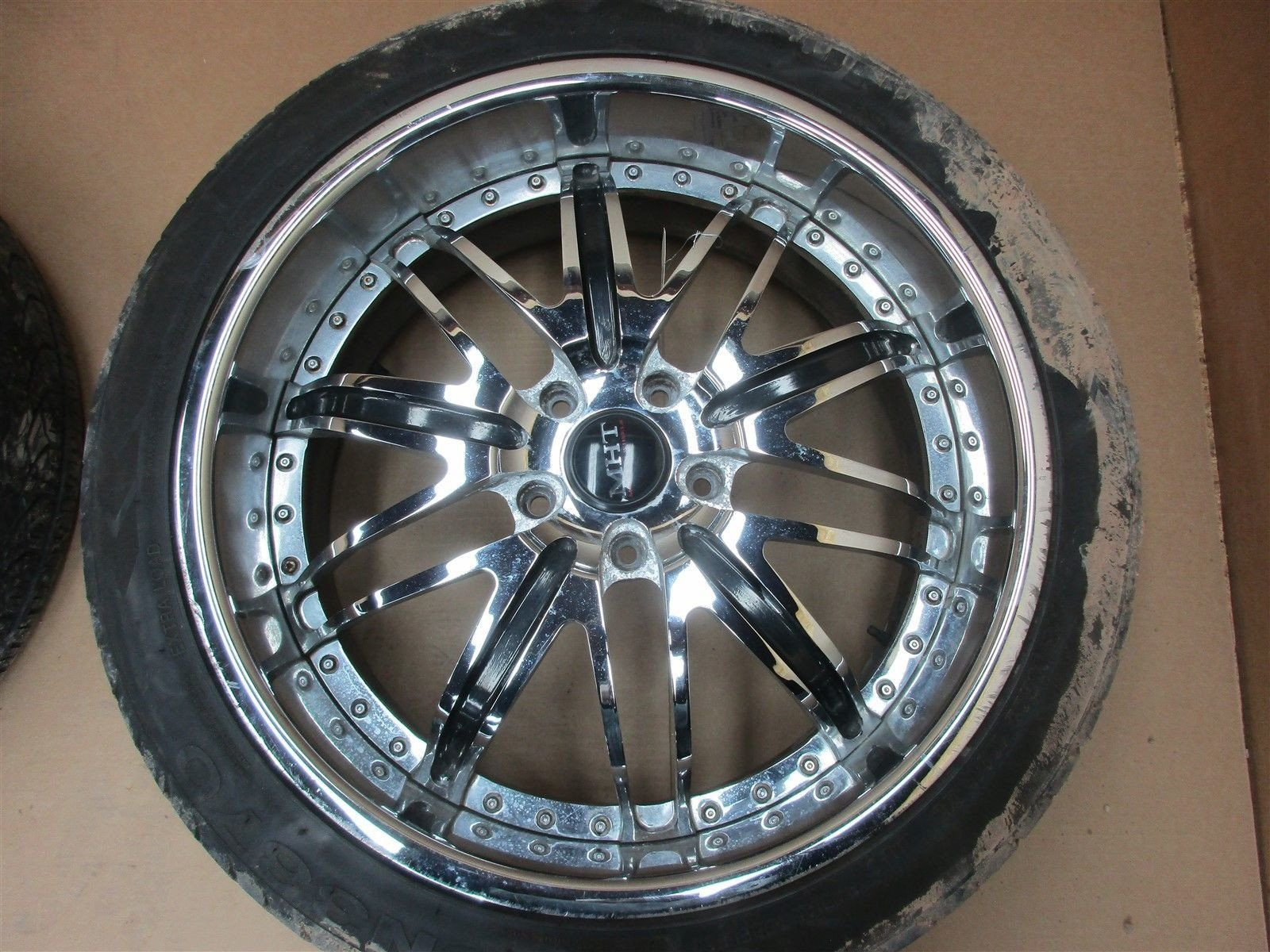 04 Cayenne S AWD Porsche 955 AFTERMARKET MHT FRONT REAR RIMS WHEELS 22x9.5 140,3