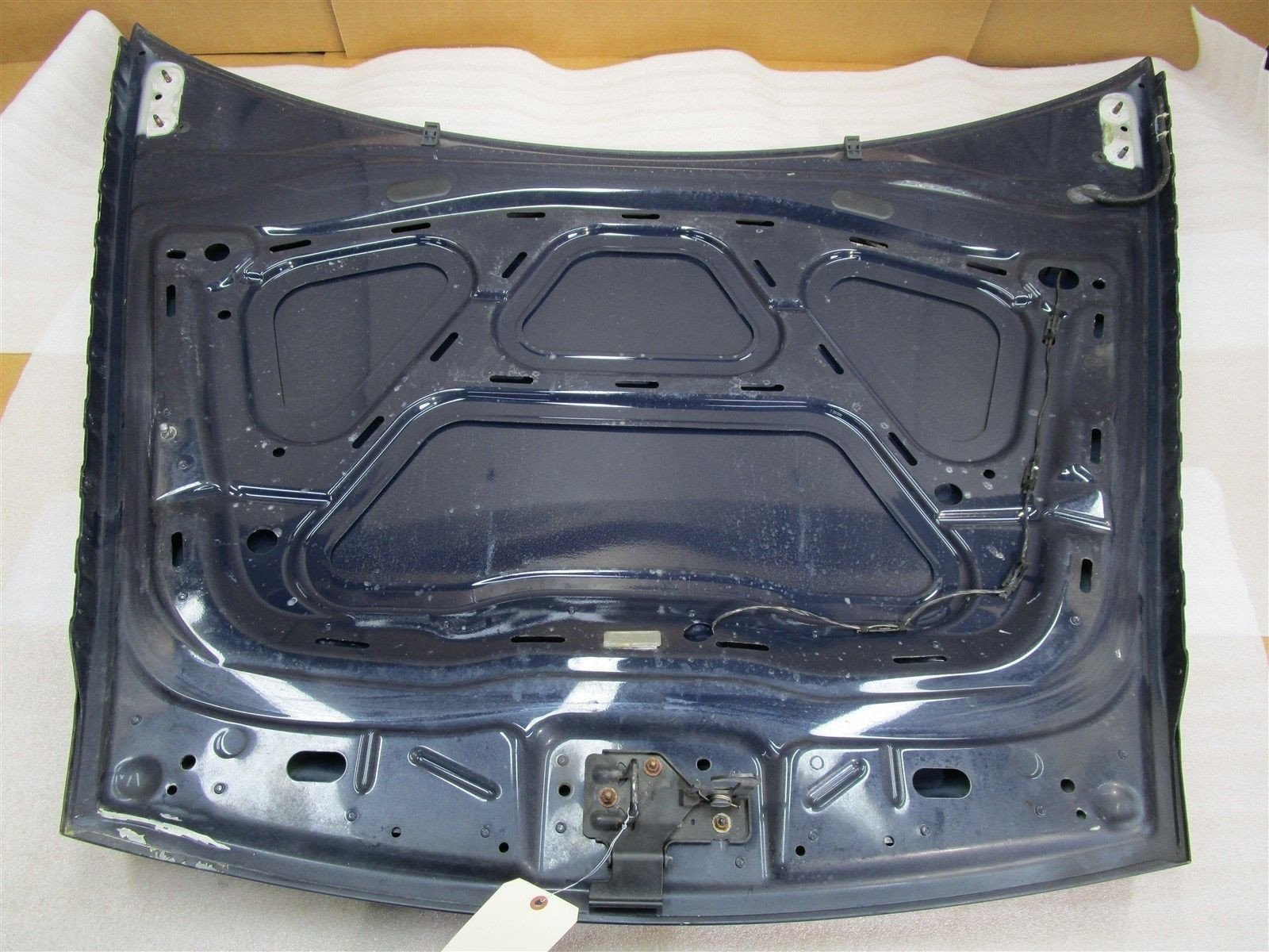 04 Cayenne S AWD Porsche 955 Blue Front HOOD LID COVER engine bay 71,063