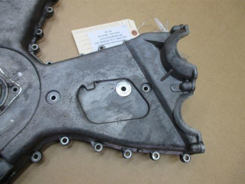 04 Cayenne S AWD Porsche 955 Engine 4.5 BRACKET METAL COVER 9481011217R 82,152